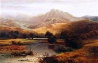 a highland glenn by clarence henry roe