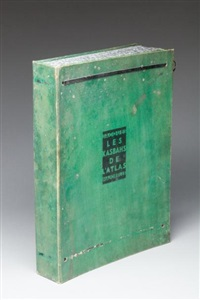 les kasbahs de l'atlas (portfolio of 30) by jacques majorelle