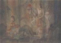 shakuntala and dushyant by samran