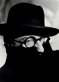 sacha guitry by raymond voinquel