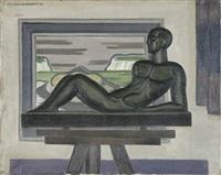 ohne titel by arnold auerbach