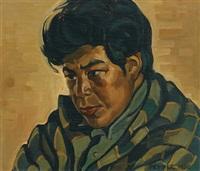 portrait by george douglas pepper