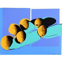 "space fruits ""cantaloupes i"