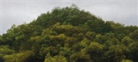 mountain at taroko gorge, hualien by tzu chi yeh