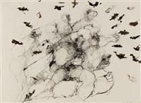 2 blätter: rocco 2. zu dritt! (2 works) by enrique brinkmann