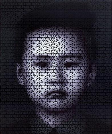 ak 47 p2 by zhang dali