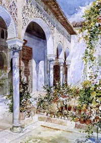 generalife by enrique marin higuero