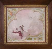 sin título (boceto para fresco) by luis garcia sampedro