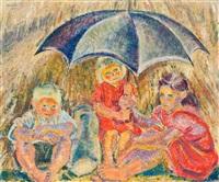 esőben by jozsa jaritz