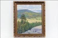 maisema - landskap by arthur heickell