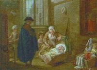 den nyfödde beundras by philippe lambert joseph spruyt