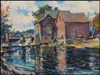 the mill stream by manly edward macdonald