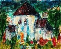østerlars round church by kai lindemann