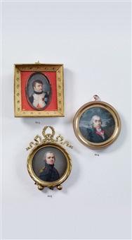 portrait of napoleon i by jean désiré muneret