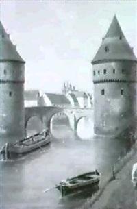 kortrigk pont du broel by willem de haas-hemken