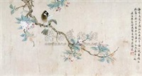 花鸟 by ji yun