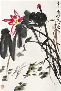 年年有余 by xiao ping