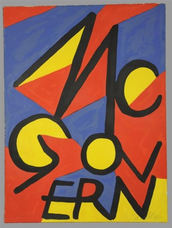 mac govern by alexander calder