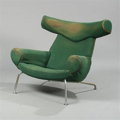 Ox Chair (model Ap 46) By Hans J. Wegner