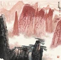 黄山秋醉 by xue liang
