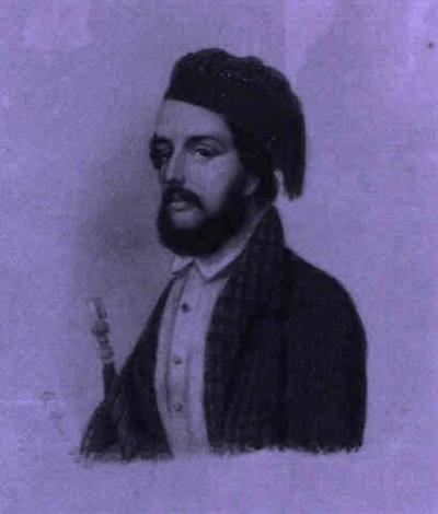ein junger trke im fez by georg raab