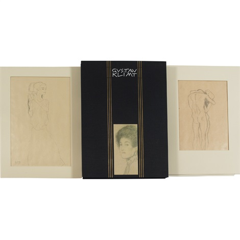 faksimile der moderne 2 portfolio w6 works by gustav klimt