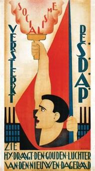 de s.d.a.p. socialisme versterkt by johan van hell