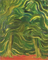 alberi by virgilio guidi