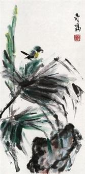 棕椃小鸟 by xu qigao