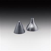2 lampenschirme (pair) by franz hagenauer