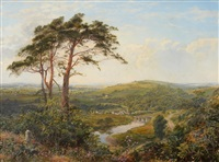 the teign valley by martin snape
