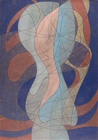 komposition nr. 20/ by theodor werner