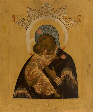 the volokolamskaya mother of god