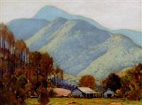 hillside cabin by clifton a. wheeler