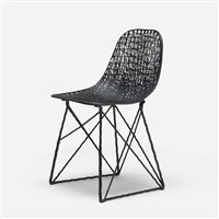 carbon fiber chair by bertjan pot & marcel wanders