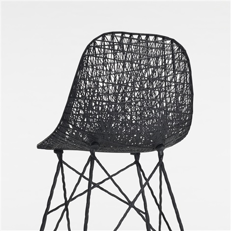 Carbon Fiber Chair By Bertjan Pot And Marcel Wanders