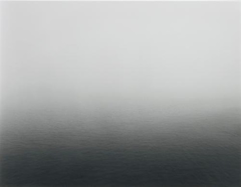 english channel fecamp by hiroshi sugimoto