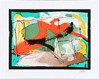 tokyo (portfolio of 4) by robert jacobsen