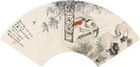 春眠图 by fei danxu
