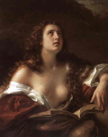 maria magdalena bussend by eduard magnus