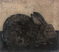 the black rabbit by gary anderson