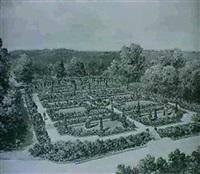 jardin fleuri by paul fouche
