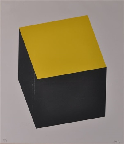 yellowblack by ellsworth kelly