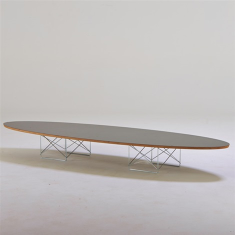 Eames Surfboard Coffee Table.Surfboard Coffee Table By Charles And Ray Eames On Artnet