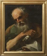 saint paul by flaminio torre
