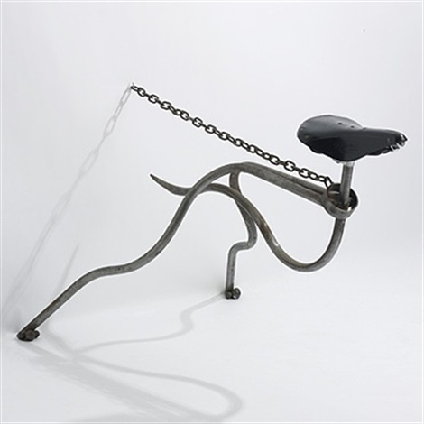greyhound chair by mark lewis