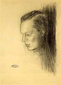portrait du baron de redé by harold macavoy