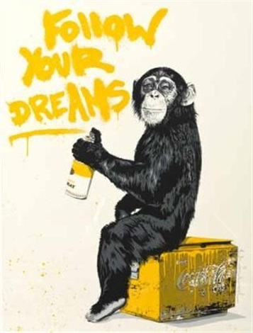 everyday life by mr brainwash