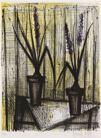les jacinthes by bernard buffet
