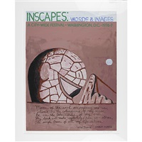 inscapes: words and image by philip guston